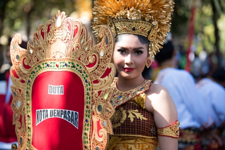 Denpasar, Bali, Indonesia 2017 – for Tourist Austria International