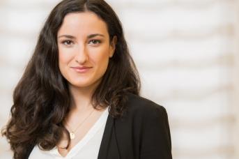 Clara Oendogan, PR consultant at Lockl Strategie – Vienna, Austria, 2017