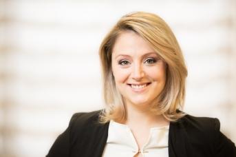 Klara Maria Schenk, senior consultant & media trainer at Lockl Strategie – Vienna, Austria, 2017