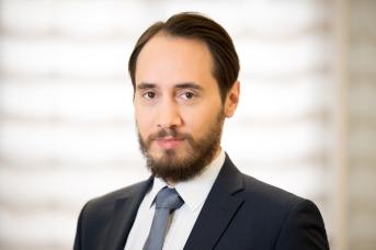 Lukas Kienzl, consultant and media trainer at Lockl Strategie – Vienna, Austria, 2017